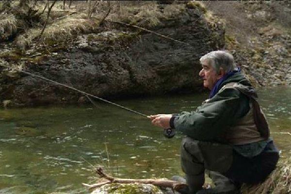 L'une des activités les plus nobles : la pêche à la mouche.