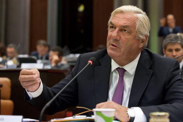 François Sauvadet, en 2017.