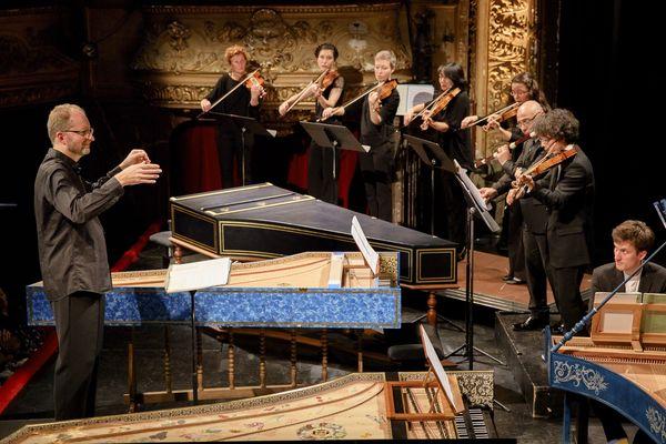 Consonance, sous la direction de François Bazola, se produira le 28 octobre 2018 au Grand Théâtre de Tours