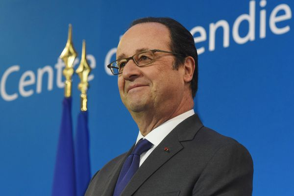 Le président de la République à Meymac le jeudi 16 mars