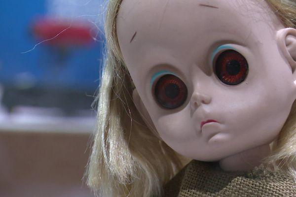 Une poupée qui voulait rivaliser avec Barbie ... un flop qui fait peur !