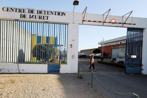 Le centre de détention de Muret ou est incarcéré  Jon Parot