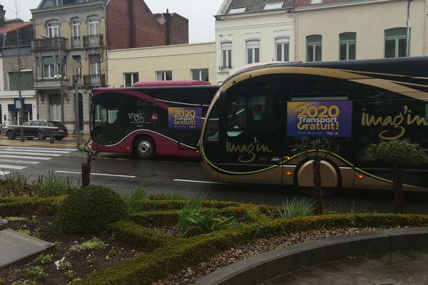 Après plusieurs périodes test, les bus sont gratuits sur toute l'agglomération du Calaisis