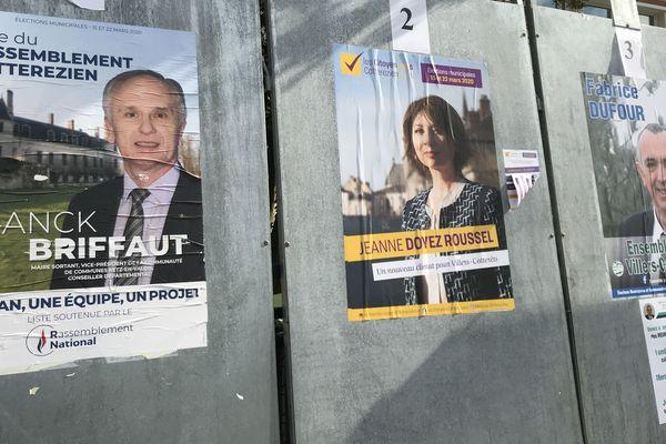 Le maire sortant Franck Briffaut a été réélu avec 53,5% des suffrages