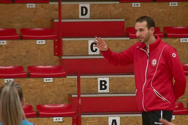Pablo Morel, l'entraîneur de Celles-sur-Belle a signé pour deux ans avec le club deux-sévrien.