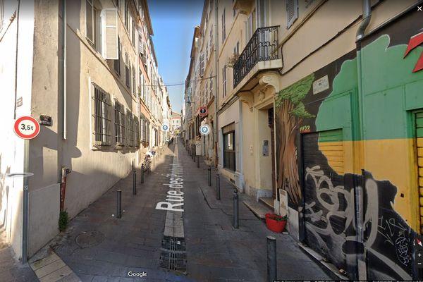 Un homme avait été tué et un autre blessé le 7 septembre dernier dans la rue des Petites Maries à Marseille.