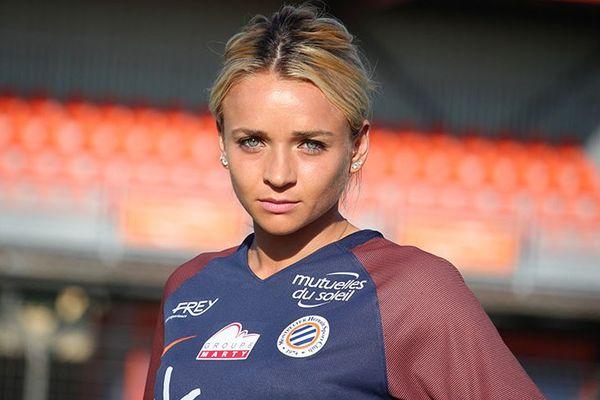 Marion Torrent, joueuse de Montpellier