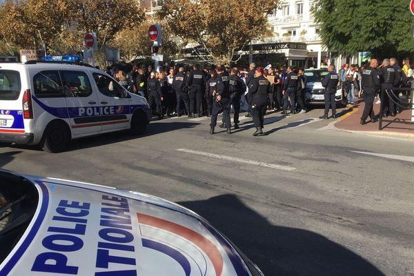Le syndicat Alliance dénonce le sous-effectif et demande 75 policiers en renfort.