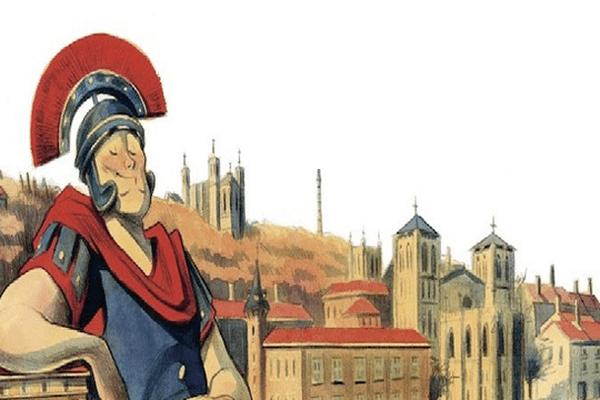 """Rues de Lyon - """"L'histoire de Lyon en 10 pages pour faire le malin en société"""""""