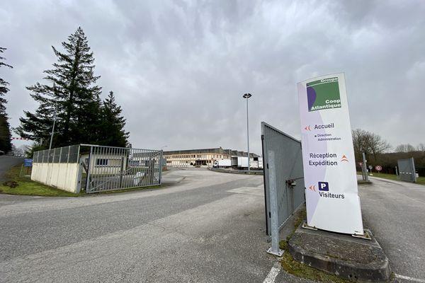 L'entrepôt haut-viennois fermera ses portes fin juin.