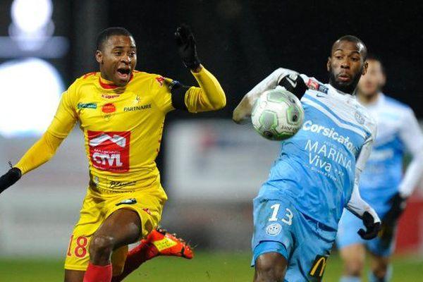 Le 20 février, Orléans s'était imposé (2-1) contre son rival au stade de la Source.