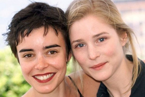 Elodie Bouchez et Natacha Regnier, les deux actrices du film d'Erick Zonca.