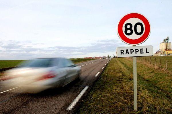 La nouvelle année devait s'accompagner d'une vraie nouveauté pour les conducteurs, la possibilité donnée aux élus locaux de revenir sur la décision unilatérale d'abaisser la vitesse à 80 km/h.