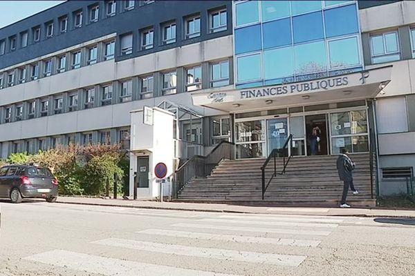 Les 40 fonctionnaires mutés à Limoges travailleront dans ces locaux de la rue Cruvelhier