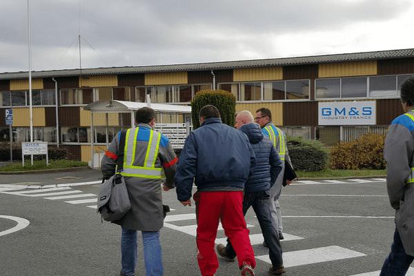 Archives - L'entreprise GM&S à La Souterraine