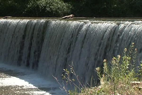 Bouches-du-Rhône : une centrale hydro-électrique reprend du service à Velaux
