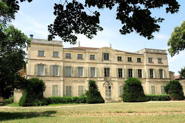 Le château de Saint-Maurice-de-Rémens, lieu de prédilection d'Antoine de Saint-Exupéry. Il passa une grande partie de son enfance et y fera régulièrement référence dans ses textes