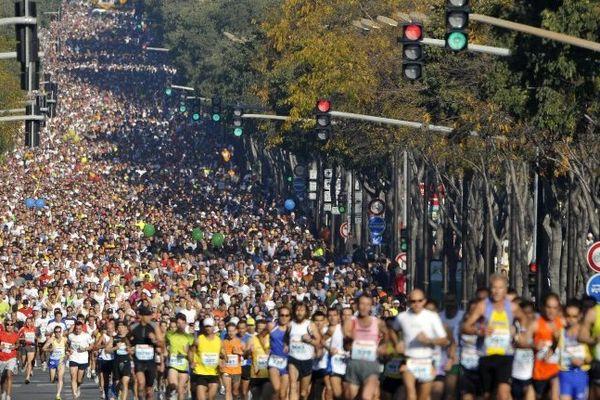 15 000 participants ont relevé le défi.