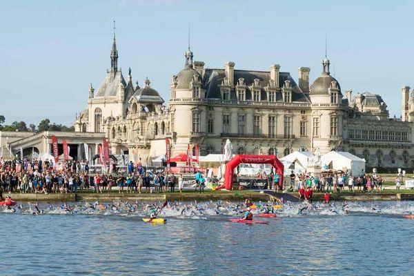 """À l'occasion du week-end de Pâques, l'organisateur du triathlon de Chantilly à lancé un """"duathlon à la maison"""""""