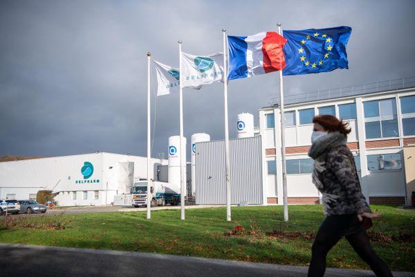 Le groupe Delpharm a racheté le site de Saint-Rémy-sur-Avre il y a un an au groupe en faillite Famar