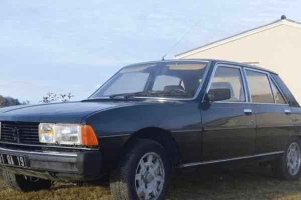 Aurillac : Une ancienne voiture de Jacques Chirac mise en vente sur Internet