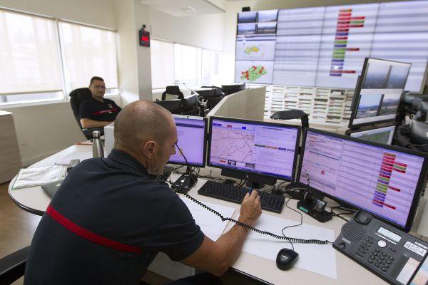 Des numéros de substitution pour passer des appels d'urgence ont été mis en place dans le Cantal.
