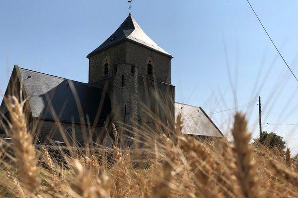 Audresselles, église du 12é Siècle