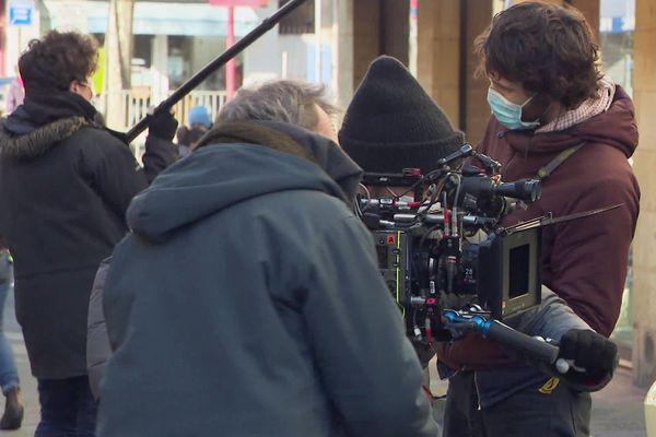 Une nouvelle équipe de tournage en Périgord