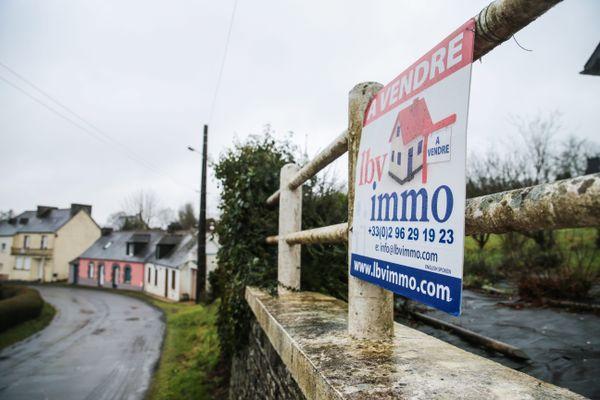 Un logement à vendre à Locarn, dans le Finistère