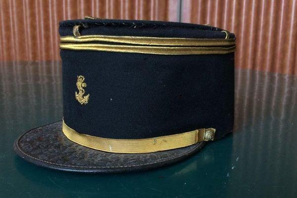 Képi d'un régiment colonial.