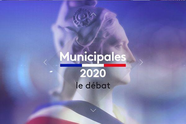 Municipales 2020 : 9 débats en Centre-Val de Loire à partir du 15 juin