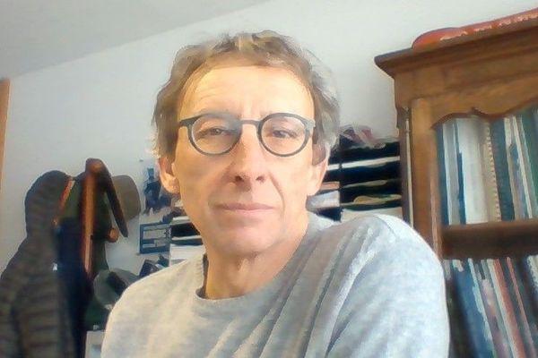 François Chanal, garde forestier ONF Doubs