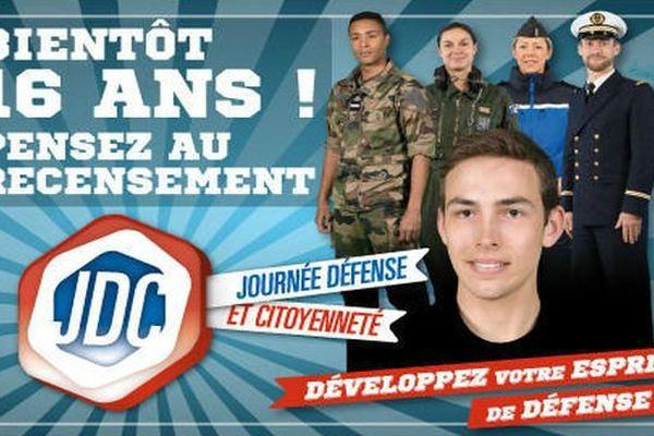 """La """"Journée défense citoyenne"""" concerne tous les jeunes Français de 16 à 18 ans."""