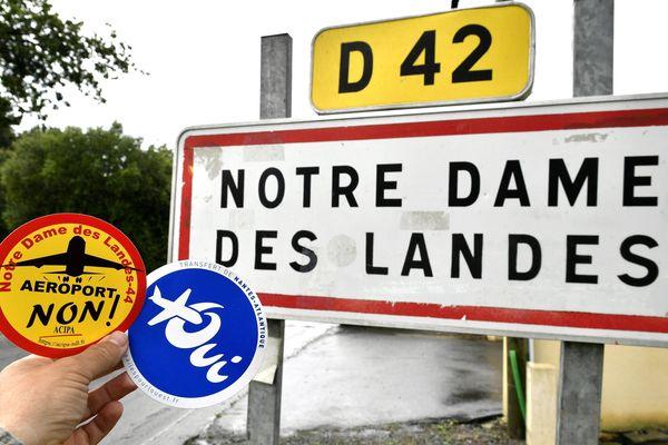 Le projet d'aéroport de Notre-Dame-des-Landes, sujet d'étude pour les chercheurs