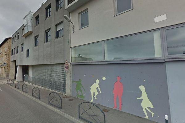 Collège Siant-Michel à Bourgoin-Jallieu