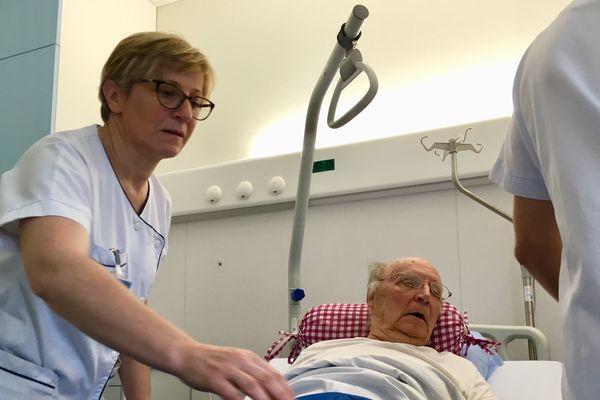 Les premiers patients sont arrivés à l'hôpital nord Deux-Sèvres