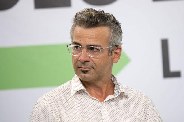 Emmanuel Denis en 2020.