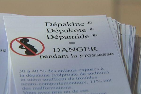 Le scandale de la Dépakine... Sanofi mis en examen. Réaction d'une mère de famille de la Loire.