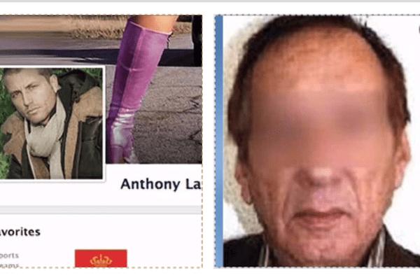 Il attirait les femmes sur les sites de rencontre avec le profil d'un mannequin, il avait en fait 68 ans.