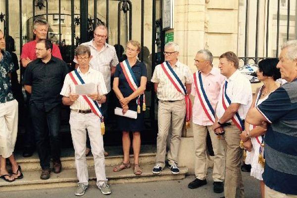 La commune de Panges, en Côte-d'Or, est confrontée à des problèmes de trésorerie, suite à la réforme de la taxe professionnelle.