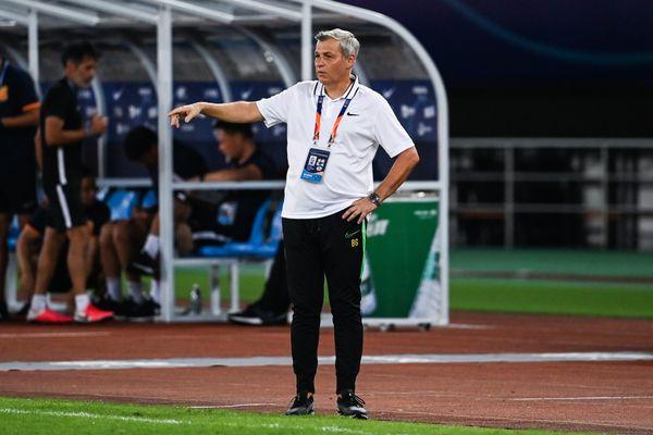 Bruno Genesio, nouvel entraîneur du Stade Rennais.