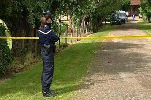 Le meurtrier présumé de Magny-Cours, dans la Nièvre, avait tué deux personnes et blessé grièvement une troisième le 18 mai 2015.