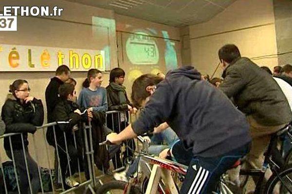 Plus de 380 manifestations sont prévues dans la région Auvergne pour le Téléthon 2015.