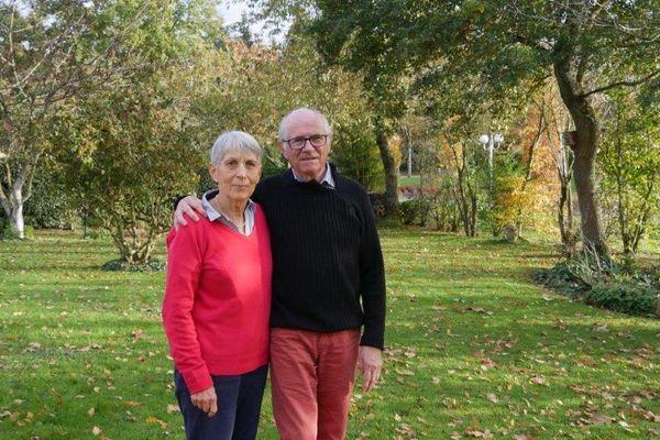 Michel et Joëlle Foucher, encore en confinement à Laval