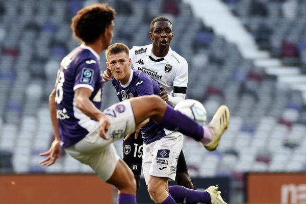 En novembre dernier, le TFC s'était imposé 2/1 contre Niort en championnat de France de Ligue 2
