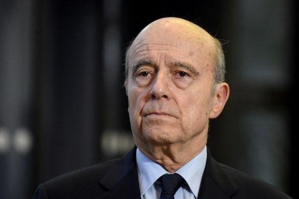 Alain Juppé, le 13 février 2019 au Ministère de l'Économie à Paris.