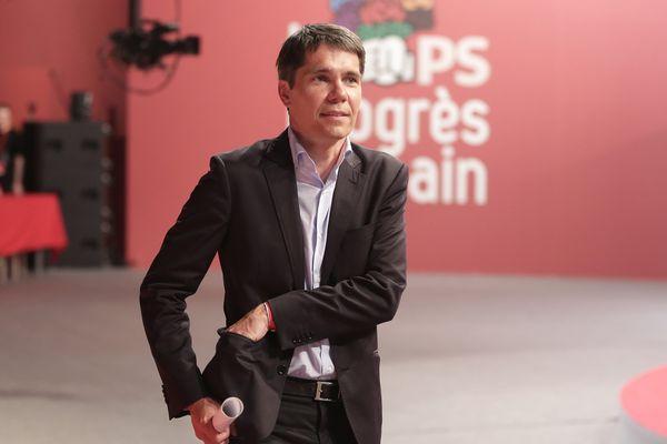 Benoît Tirant, 1er secrétaire de la fédération du Parti Socialiste de la Vienne