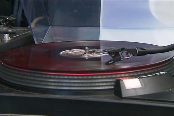 Le vinyle a toujours la cote !