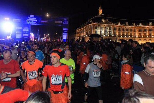 Le marathon de Bordeaux Métropole édition 2015