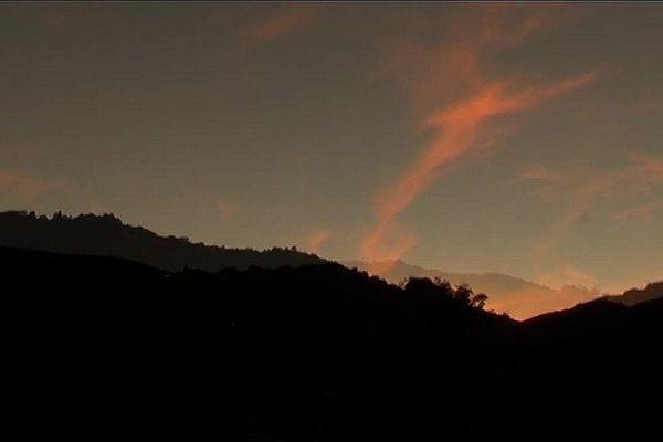 Le ciel noir des Cévennes permet de bien observer les étoiles.